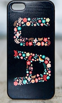 "Чохол для iPhone 5/5S ""UA"""