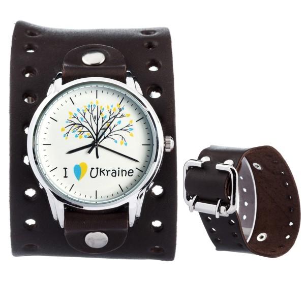 Купить Наручные часы ZIZ люблю Украину в интернет-магазине Shtepsel.com